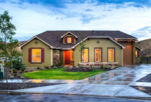House Painting in Pleasant Hill – How Much Does Exterior Color Affect Value?